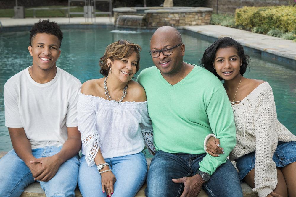 Family Portrait Photography Atlanta Georgia
