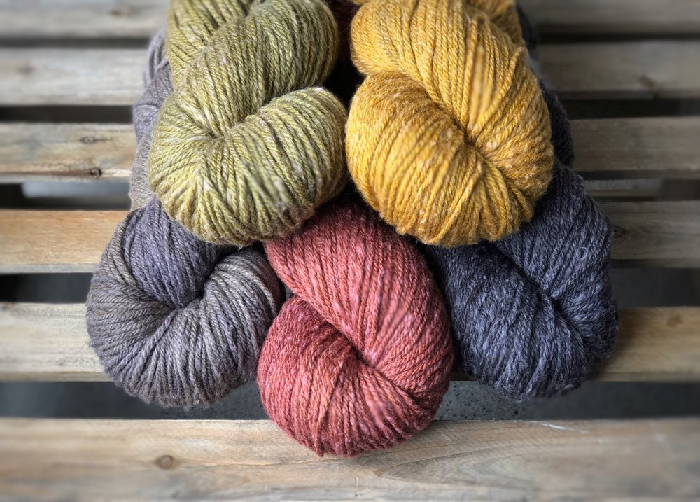 Magpie & Friends Trunk Show - Join me Bristol Ivy, Beatrice Perron and Thea Coleman for a wonderful afternoon at KnitWit Yarn shop in Portland, ME. All three of these amazing designers will be releasing brand new designs in our Solstice yarn for the event!Saturday April 21st, 1:00-3:00