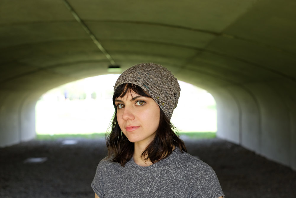 New Pattern Day! - We're so excited that our Magpie Shipping Beaver, Janet, has released her first pattern!A modern and wearable hat, Shady Grove uses a texture that is engaging and easy to follow yet yields a versatile accessory that can be worn slouchy or with it's brim folded up. Shady Grove is a unisex pattern that has generous stretch and fits a variety of sizes and personal styles. Available now on Ravelry and our website. Go show it some love!