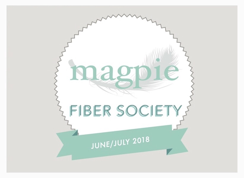 It's finally here... - the first Magpie Subscription club is open for business. The Magpie Fiber Society is more than just a yarn of the month club. In addition to exclusive yarns every other month Society members have access to a member's only area of the website (full of special releases, one pot wonders, and discontinued colors), they get discounts online and at shows, and so much more. Go to the Magpie Fiber Society for all the details.