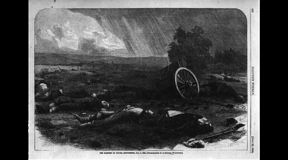 Battlefield Death