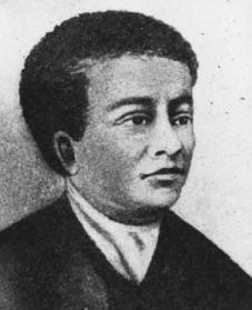 "Notable early American abolitionist, Benjamin Banneker. The name ""Banneker Guards"" referenced his legacy."