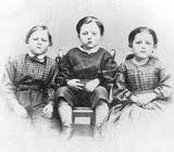 The likeness of Humiston's three children helped identify his body for burial in the Gettysburg National Cemetery.