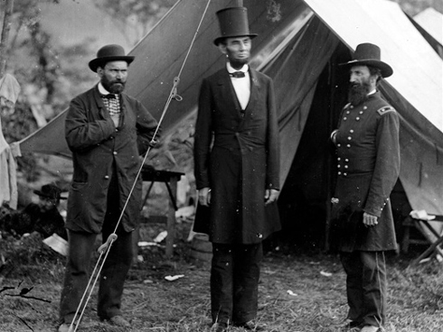 Commander in Chief: Lincoln at Antietam
