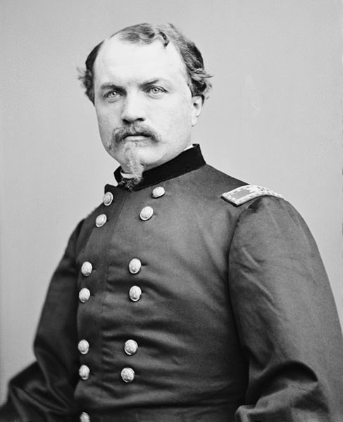 William Woods Averell, perhaps best known as a Union cavalry commander in the Eastern theater, experience the war first in the West.
