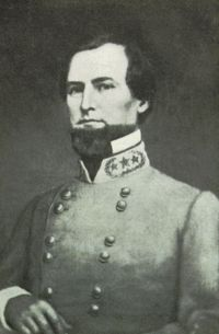 Lawrence branch commanded the confederate troops facing burnside at new bern