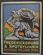Fredericksburg & Spotsylvania nmP's logo features the kirkland monument.