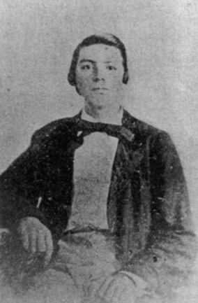David Owen Dodd, who died January 8, 1864 at the age of seventeen