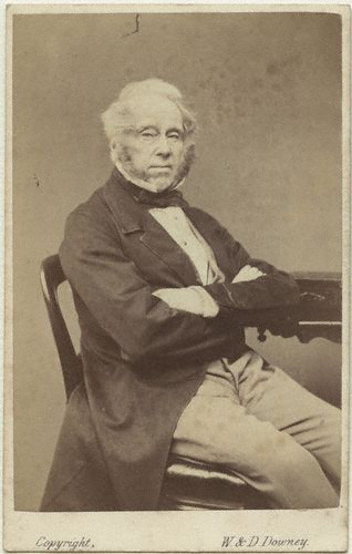 Lord Palmerston, British Prime Minister During the American Civil War