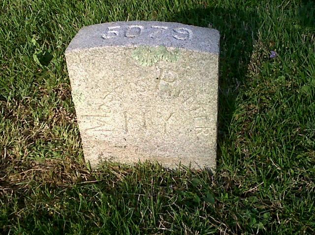 Grave of Morris ritter