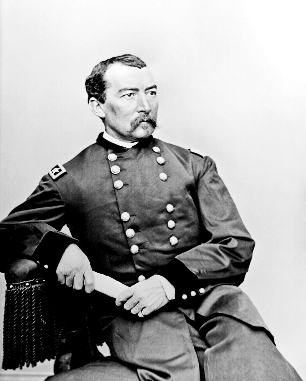 Union Gen. Philip Sheridan finally secured the Editors release in August, 1864