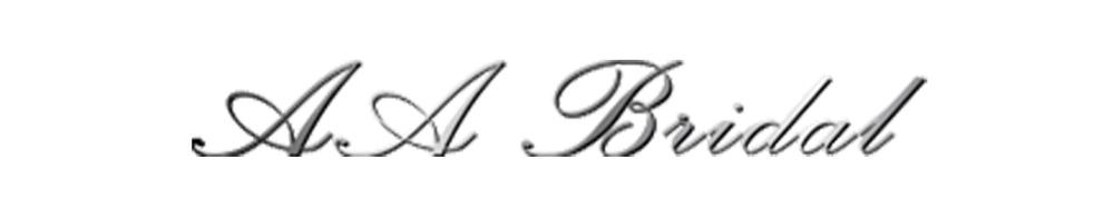 AA Bridal: Catalogue