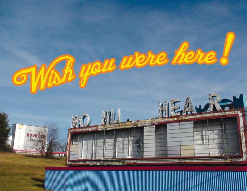 Wish You Were Here — Jessica Walker