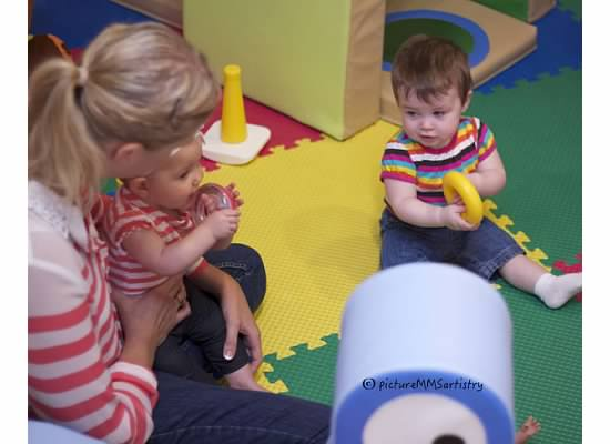 Babies are free between the ages of 0-8 months. Our soft play area designed for pre- and early walkers, and feeding nook make life a little easier.