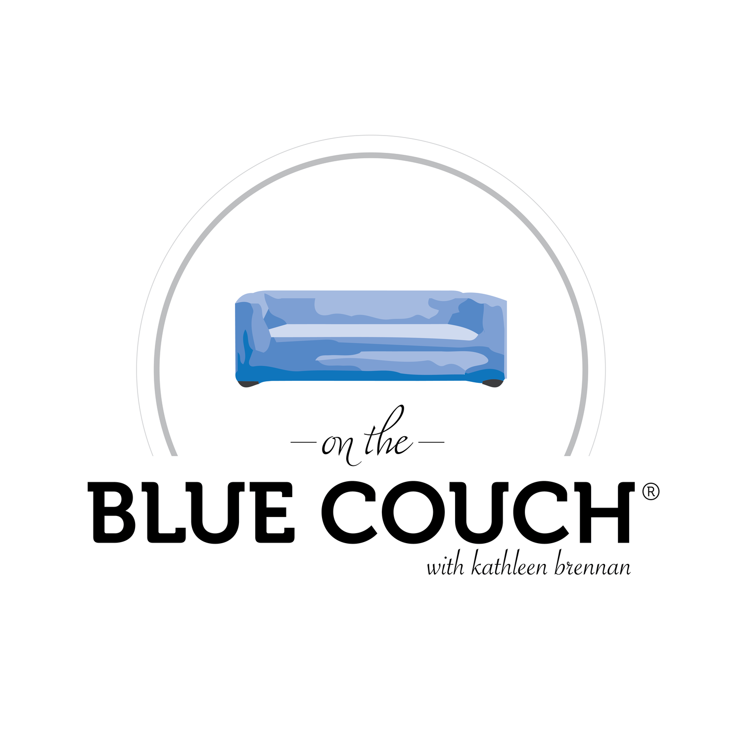 On The Blue Couch Podcast — 26: Meditation: Welcoming Change