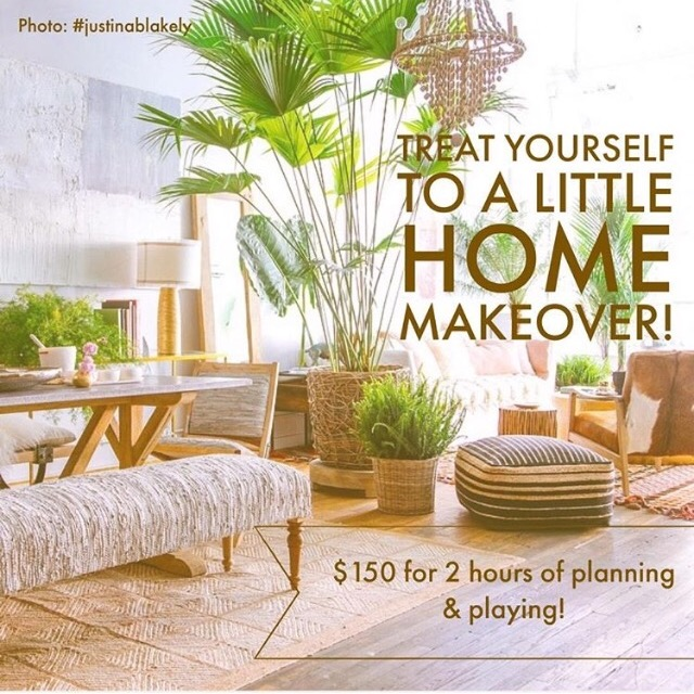 "Get a fresh start on your new year with a refreshing revitalization of the mana within your home! I invite you to treat yourself and your ohana to our ""spacializing"" services! Book myself or my Noho Designs team to come over to assess, create a plan, and start cleaning, organizing, & redesigning your space to bring the ultimate solutions for purpose & flow within your home...   all on your first visit!   Packages available for larger projects & or tailored to fit your needs!"