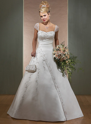 Create Your Wedding Dress