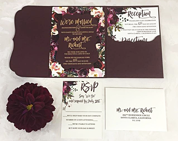 Celebrate Flowers & Invitations in Santa Clarita