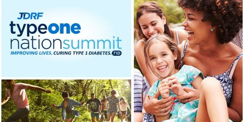 TypeOneNation Summit Saturday, October 22, 2016—Registration 8:00-9:00am, Summit 9:00am-3:30pm Microsoft Commons—15255 NE 40th St.—Redmond, WA Top researchers and physicians will present the latest breakthroughs in T1D research.   Local experts will lead inspiring and informative breakout sessions and there will be ample opportunity to connect with other T1D families, learn about the latest product technology, and discover new community resources. Lunch is included. T1D Teen Breakout Session & Lunch 11:00am-1:00pm--Teens ages 13-18 with type 1 diabetes have the opportunity to connect and share the challenges and successes of managing T1D during a special teen only breakout session.  Cassady Kintner, LMFTAwill be leading the breakout session and JDRF volunteers will be helping to facilitate the program.  Kids Zone 8:30am-3:30pm--Kids, ages 4 and older, can join JDRF volunteers for a day of fun activities. Please register separately: http://tonkidszone2016.eventbrite.com