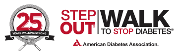Welcome to 2016 Seattle Step Out and Wellness EXPO Take a critical step in the fight against diabetes. Join the American Diabetes Association Step Out Walk and raise funds to support local diabetes research, education and advocacy programs. Immediately following the walk, learn how to live a more healthy and active life at the Wellness Expo. This free event will feature cooking demonstrations, health screenings, diabetes workshops, Kids Zone and more. Event Timeline 8:00am: Walker Registration Opens 9:00am: Walk Route Begins 10:00am - 3:00pm: Wellness Expo Once you register, you'll be given your very own Step Out Center webpage and will have access to lots of tools to help you fundraise. You'll be able to customize the page with your reason for walking, send emails to ask others to join you or donate, and even download Facebook and Smartphone apps for online fundraising ease. And of course, your Step Out Specialists (Association staff) will be here to help all along the way!
