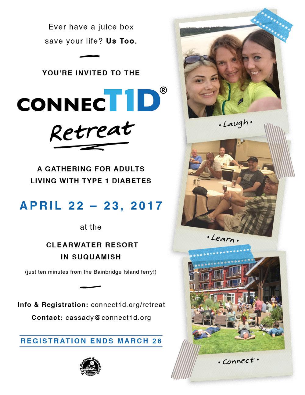 CT1D Retreat 3/26