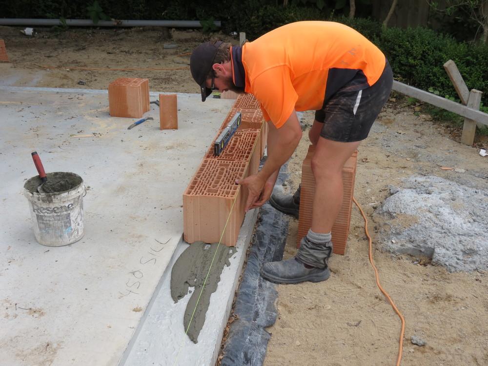 Clay construction