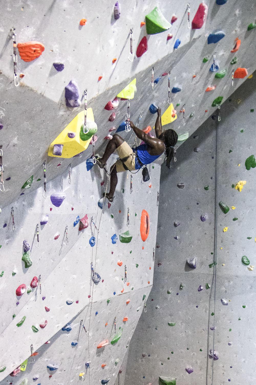 Rock climb fairfield home indoor rock climbing for Home climbing