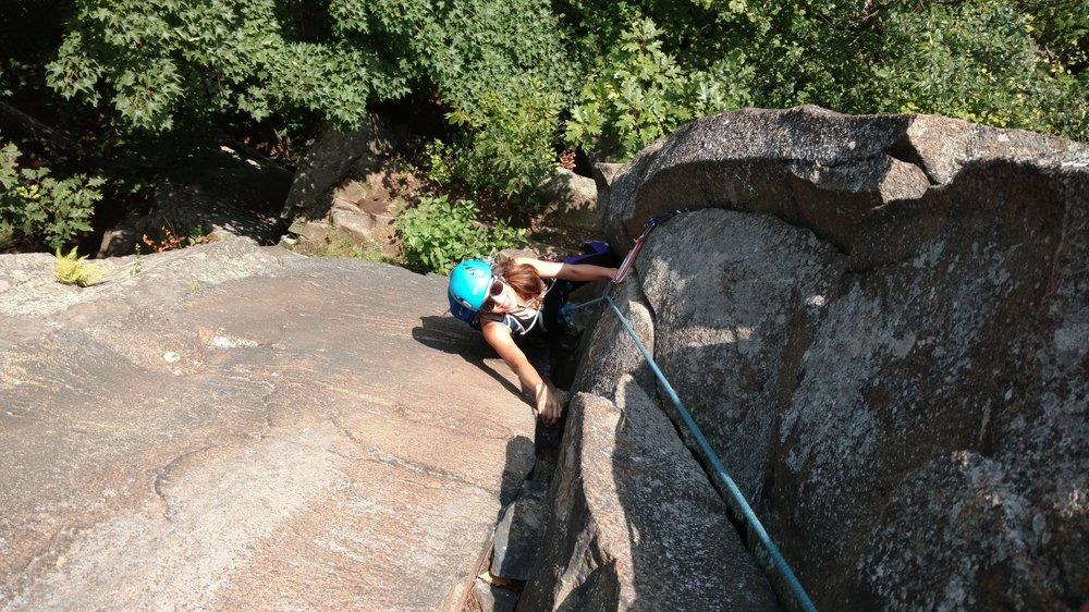 waiver  outdoor climbing