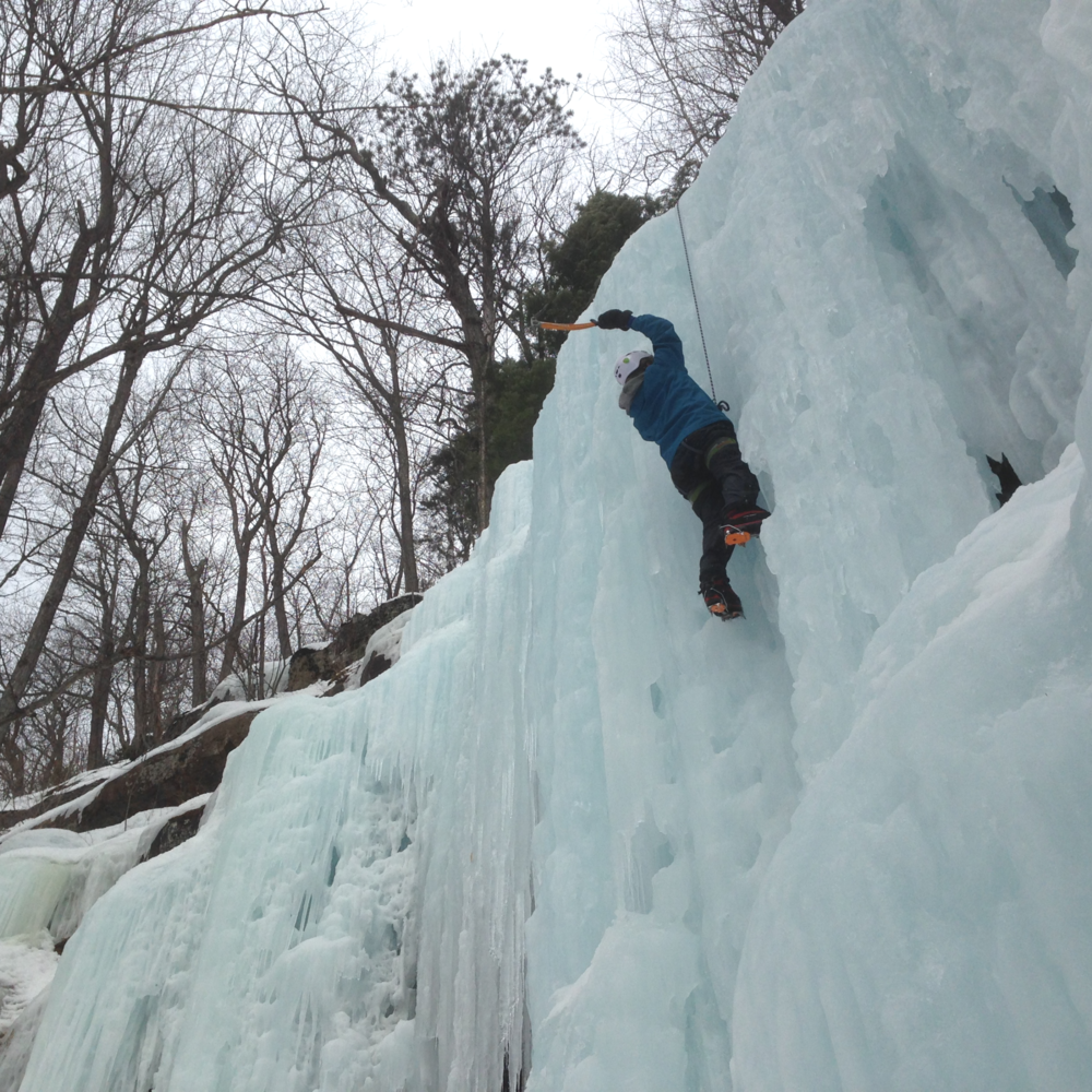 OutdoorIce Climbing - Join RCF for an intro to ice climbing trip in NW Connecticut. We'll provide all of the equipment and no previous ice climbing is required.Space is limited - reserve your spot now!Saturday, February 24, 20189am to ~4pmLocation TBD based on conditions$75 Members$100 Non Members