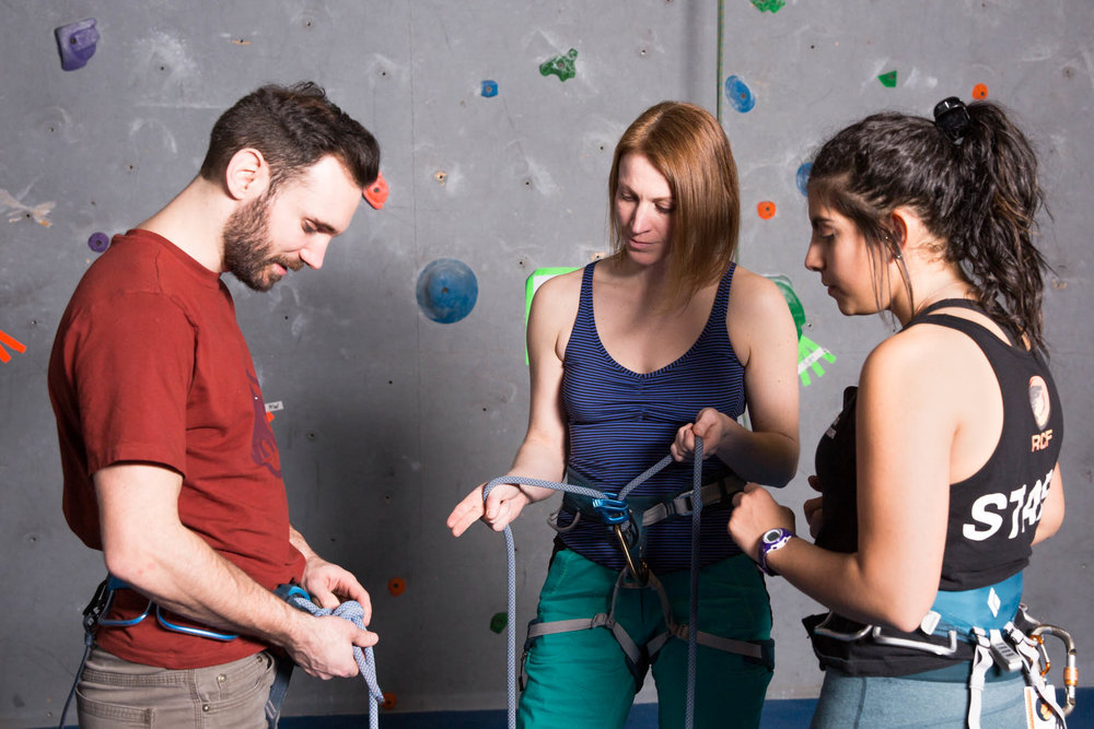 lEARN TO bELAY - Personal Training - More - cLASSEs Offered
