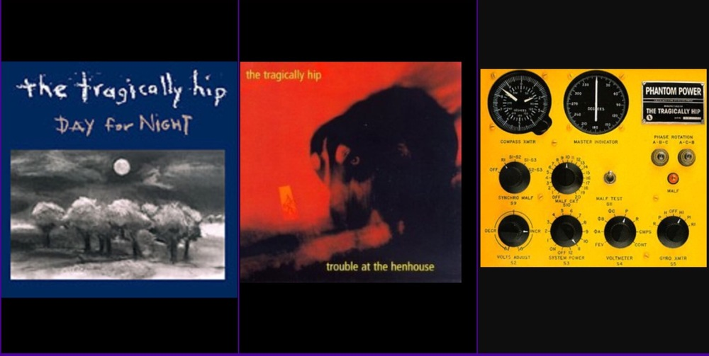 the tragically hip trouble at the henhouse full album