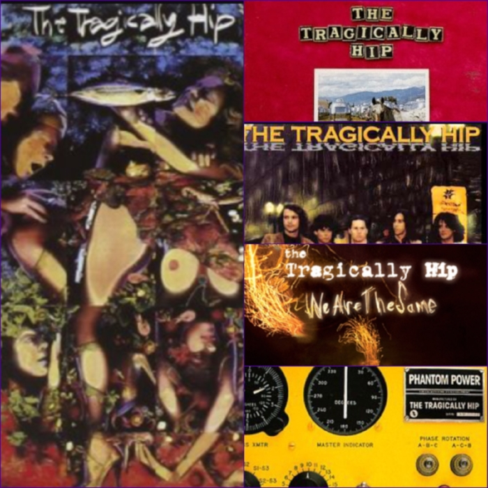 Sort Of Ranking The Tragically Hips Records Aaron Adair
