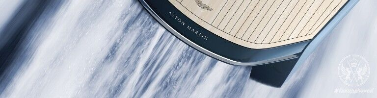 Coastal Creative Services The Aston Martin Am37 Powerboat