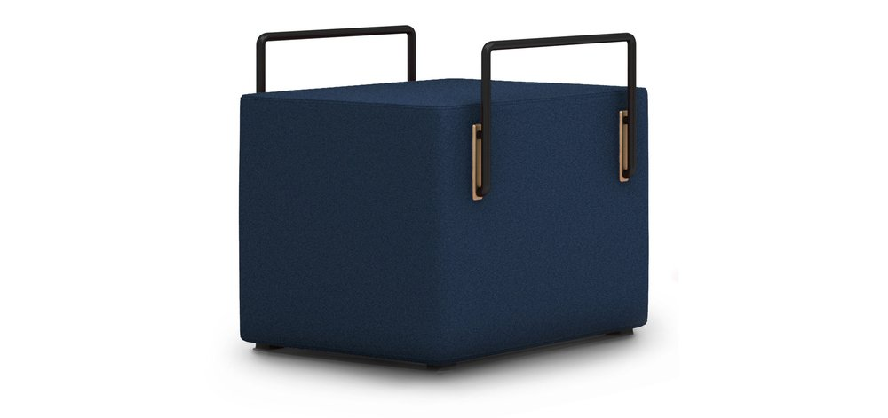 Suit Stool - Metal, Multi Class FabricsW570* D510* H490Class A 4599 CNYClass B 5399CNY