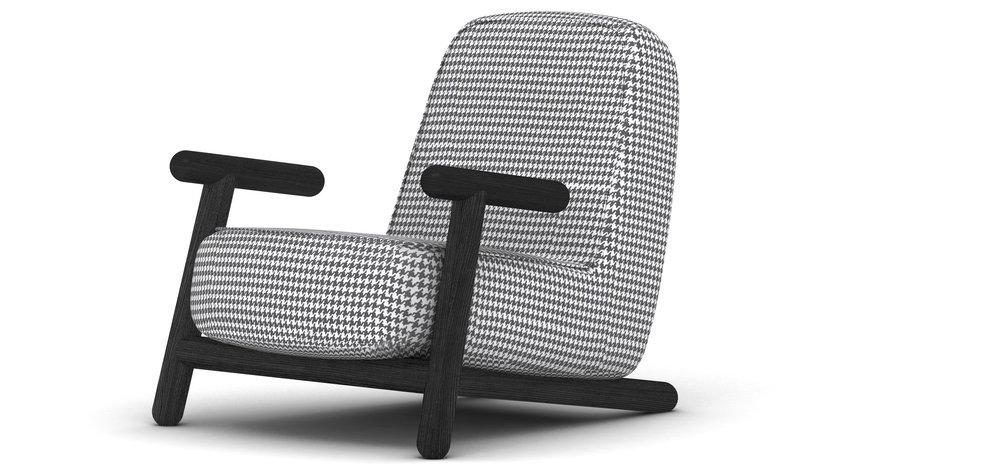 Bold Armchair - / HC28 /W772 * D892 * H7957170 CNY 起