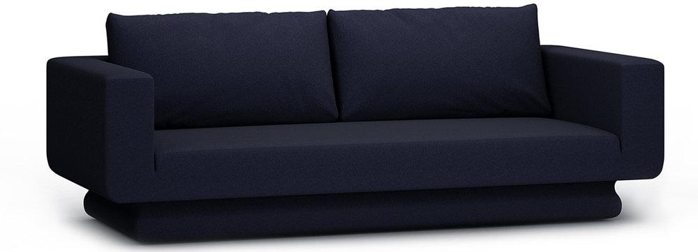 Bay Sofa - 多款面料W2260 * D1000 * H680B级面料 24599CNY
