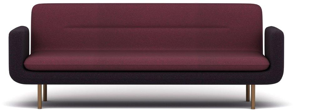 Tone Sofa - Metal, Multi FabricsW2000 * D840 * H765Class B 19899CNY