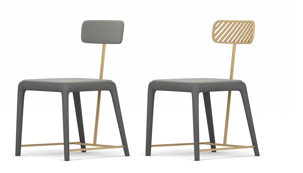 Fan Chair - Metal, Wood,Multi Class FabricsW470 * D510 * H780▧ Class A 8199CNY▧ Class B 9099CNY■ Class A 6799CNY■ Class B 7399CNY