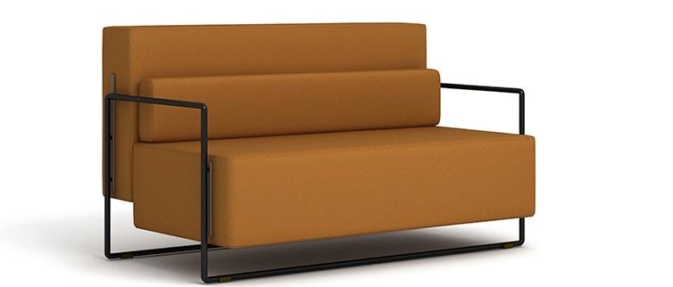 Suit Sofa - 金属, 多款面料W1500 * D780 * H780A级面料 19099 CNYB级面料 22099CNY