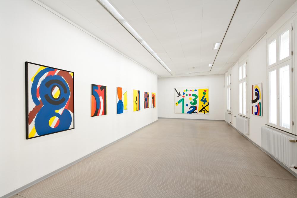 Ausstellungsansicht, © Maurice Cox Köln