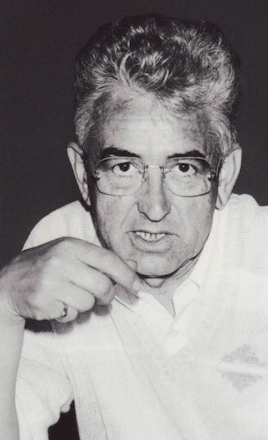 Egon Karl Nicolaus, Paris 1983, Fotograf unbekannt