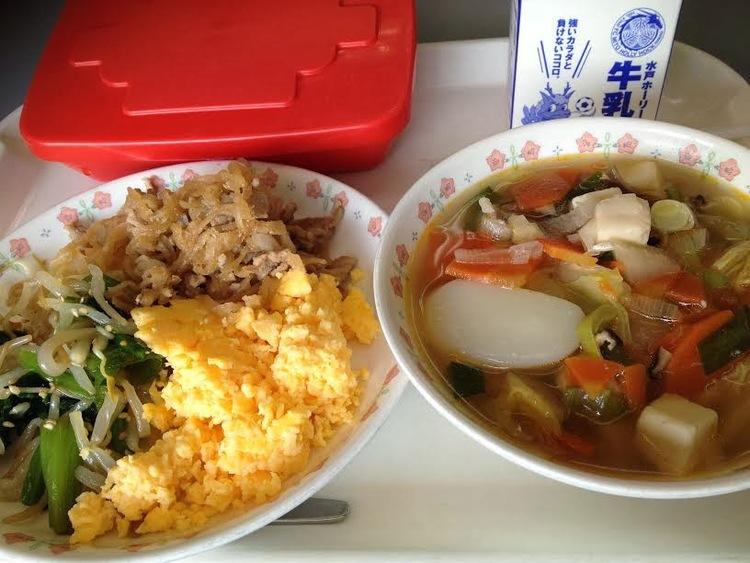 Elementary School Lunch: 02/21 - bibimbap returns — GeekeryDo