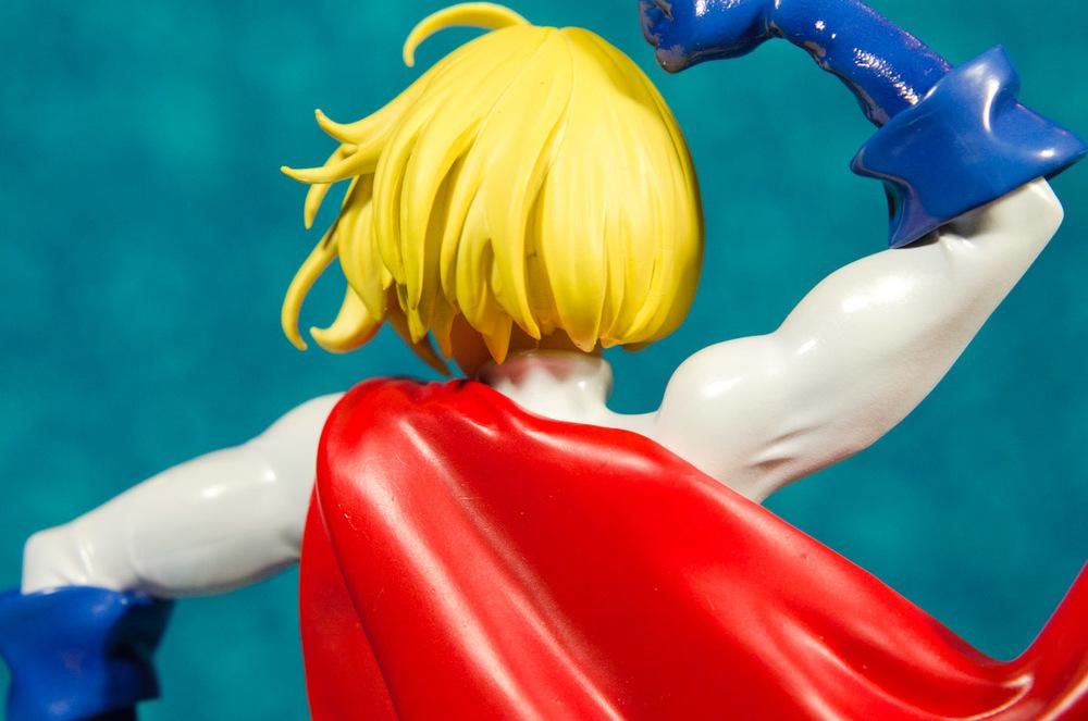 Kotobukiya's DC Comics Bishoujo Power Girl