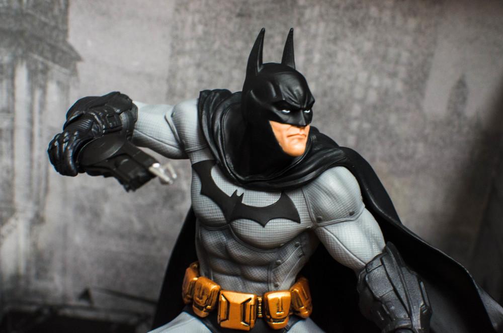 Kotobukiya's ArtFX+ Arkham City Batman