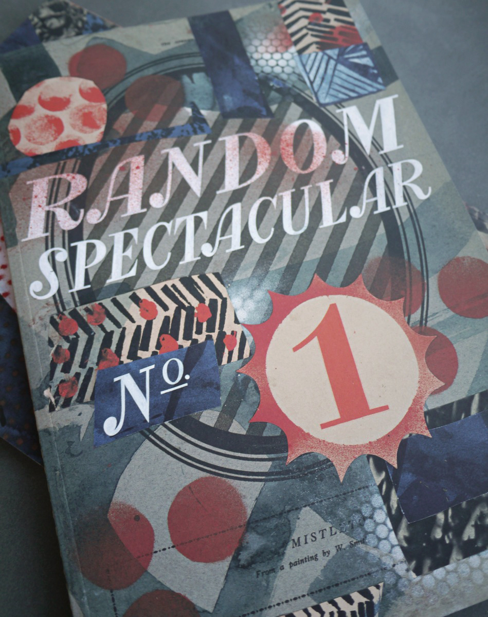 RSoo1 / Random Spectacular No. 1 / SOLD OUT