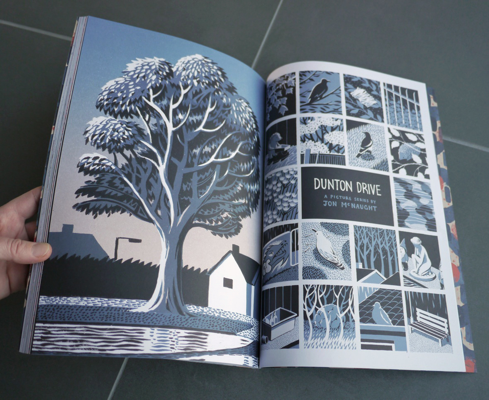 Dunton Drive by Jon McNaught