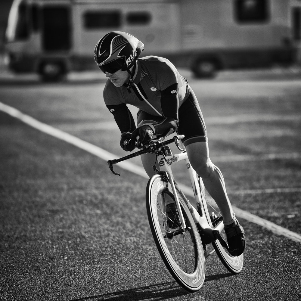 The TriNerd Silverstone Time Trial Challange Triathlon bike3.jpg