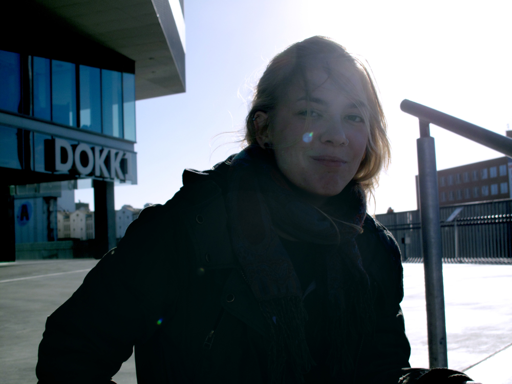 Johanne har nu fået registreret adresse og er officielt ikke hjemløs længere.