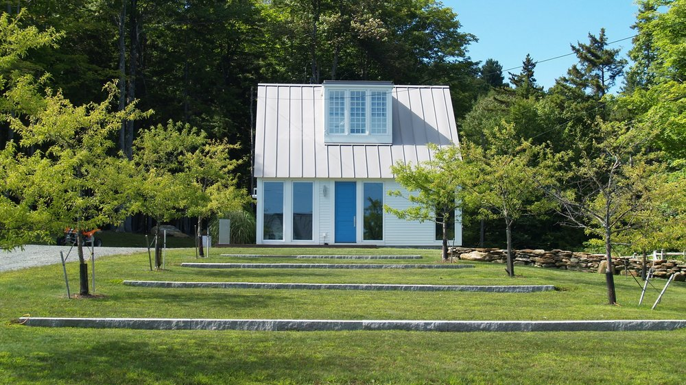 Contemporary Perspective - Chester, Vermont