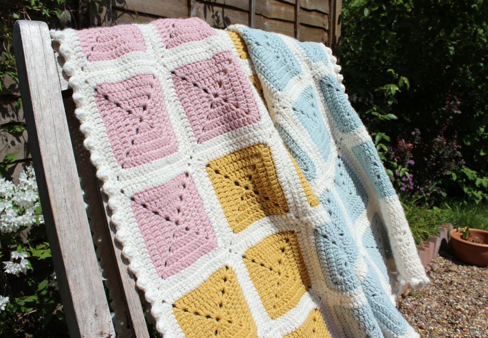 Bon Bon baby Blanket